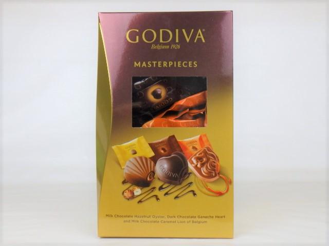 ゴディバ マスターピース