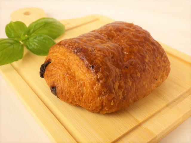 コストコのパンオショコラの盛り付け