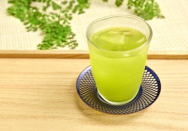 アレンジレシピのグリーンティー