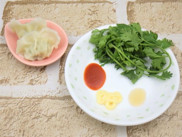 bibigo水餃子のアレンジレシピ1