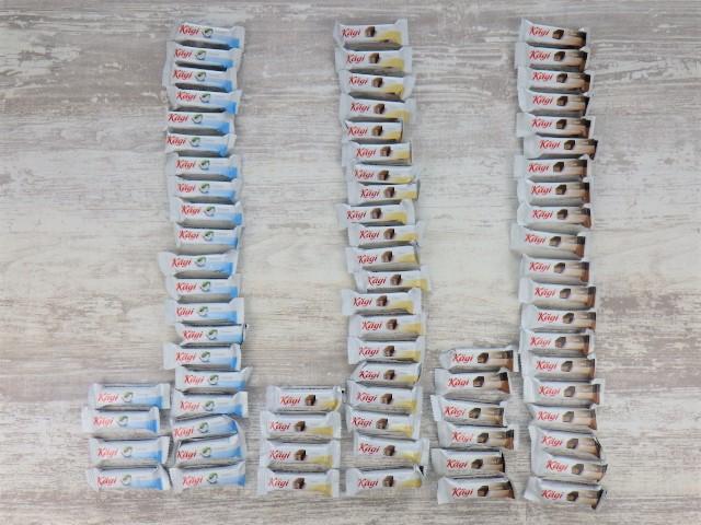 コストコのカーギ チョコウエハースの内容量