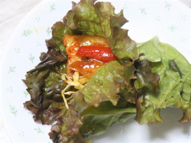 コストコのヤンニョム豚バラ焼肉
