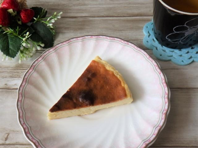 コストコのミチョのカラマンシーをチーズケーキにアレンジ