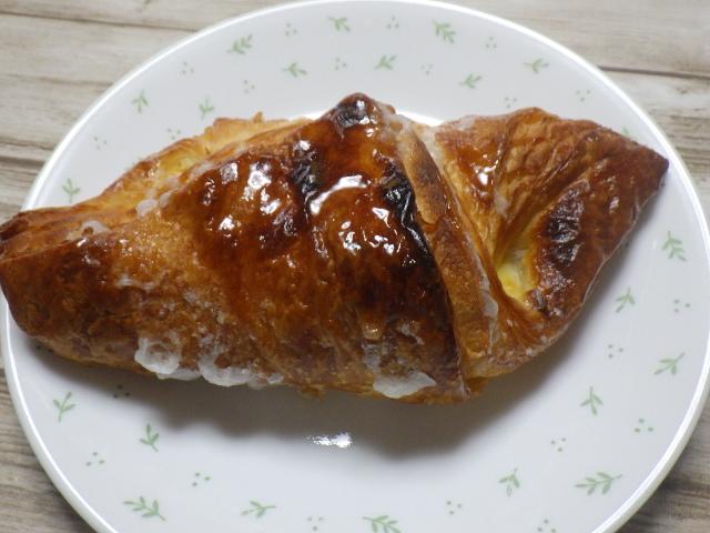 コストコのヨーロピアンデニッシュのトースター焼きアレンジ