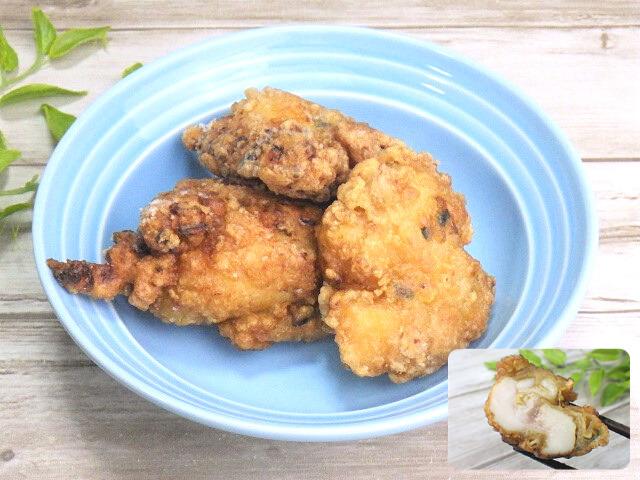 コストコの鶏の西京みそ漬けのから揚げ