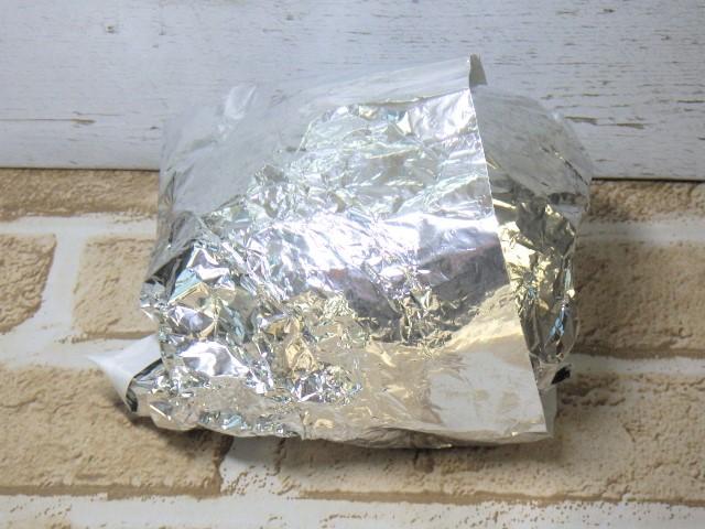 コストコのガーデンバーガーの包み紙