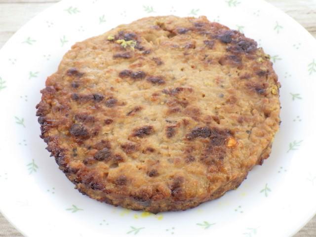 コストコのガーデンバーガーの大豆パティ