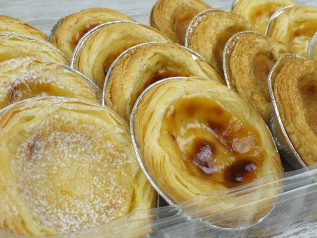 コストコのパステルデナタはポルトガルの有名なお菓子