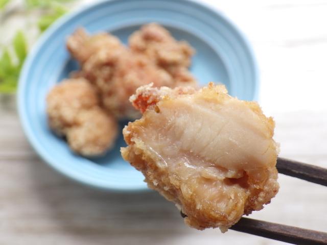 鶏肉カシューナッツ炒めのアレンジ1
