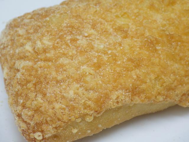 ゴーダチーズブレッドの表面アップ