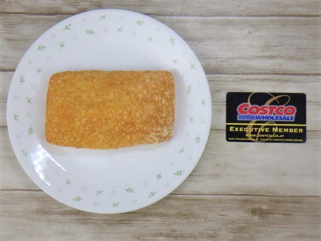 ゴーダチーズブレッドとコストコグローバルカードとの比較