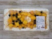 コストコのマンゴースコップケーキの外観