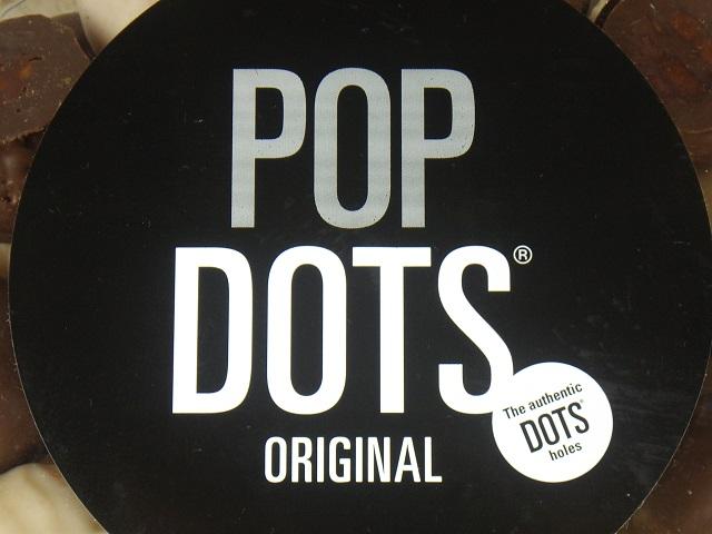 ポップドッツのロゴ
