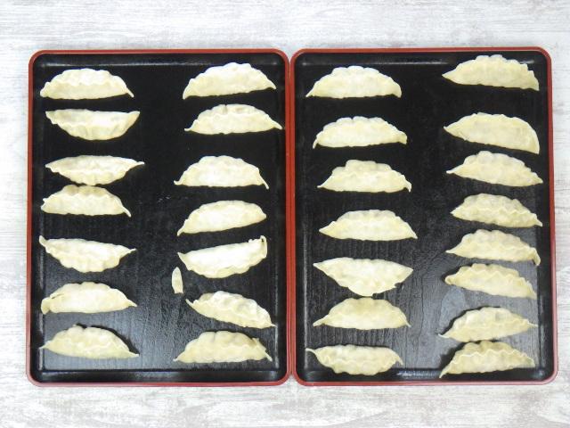 王餃子の個数