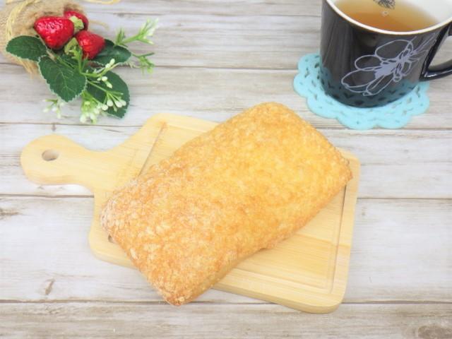 ゴーダチーズブレッドは朝食やランチにちょうど良いサイズ感