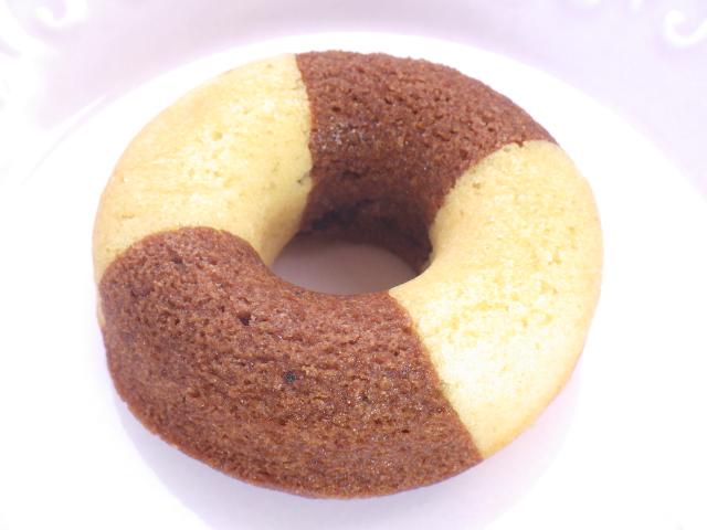 サンミッシェル マーブルドーナツを冷凍