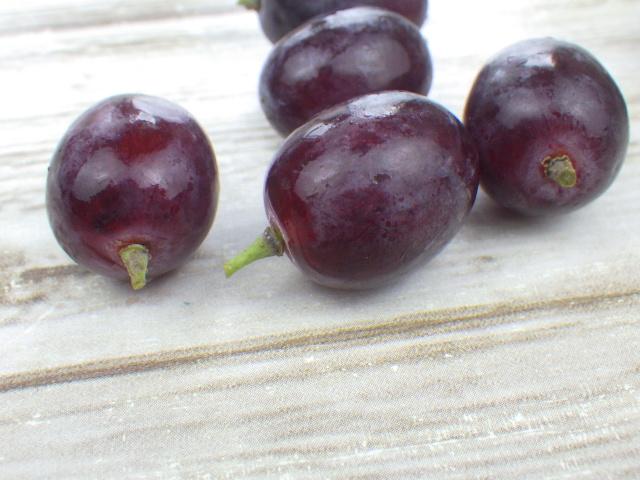コストコのキャンディードリームグレープの保存は枝を少し残す