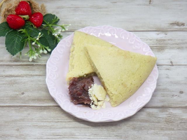 コストコの久世福商店あんバターのパンケーキ添え