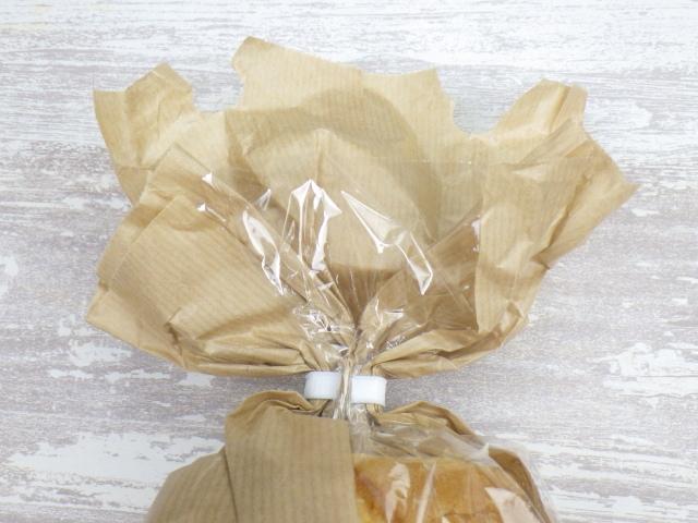 コストコのメニセーズ プラチナパンの留め金
