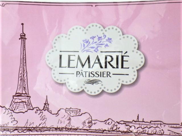 コストコミニパンケーキ製造元「LEMARIE PATISSIER」のロゴ