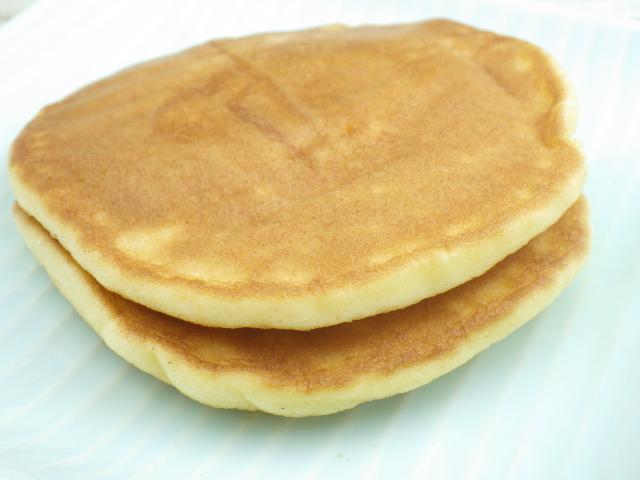 コストコのミニパンケーキの1袋の量