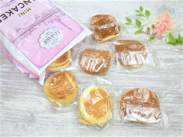 コストコのミニパンケーキは個包装のまま冷凍が可能