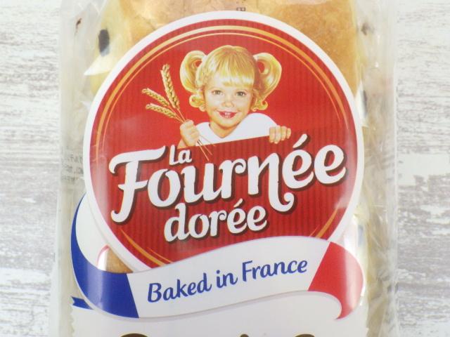 バターパンオショコラの製造会社La Fournee doreeのロゴ