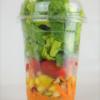 【フードコート】ガーデンサラダを徹底レポ♪【再現レシピつき☆】