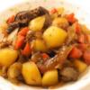 コストコ【プルコギ】肉じゃがアレンジレシピ★フライパンで超簡単♪
